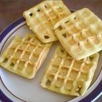 Gluten Free Rice Flour Waffle Recipe
