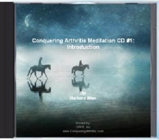 Conquering Arthritis Meditation CD #1 - getting started