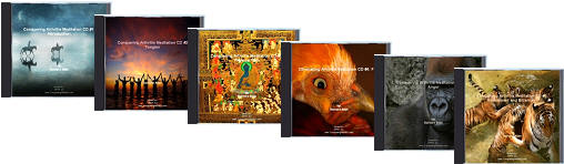 Conquering Arthritis Meditation CD Set