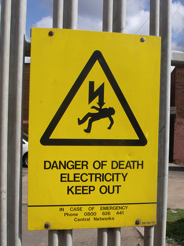 some electrical exposures can cause death